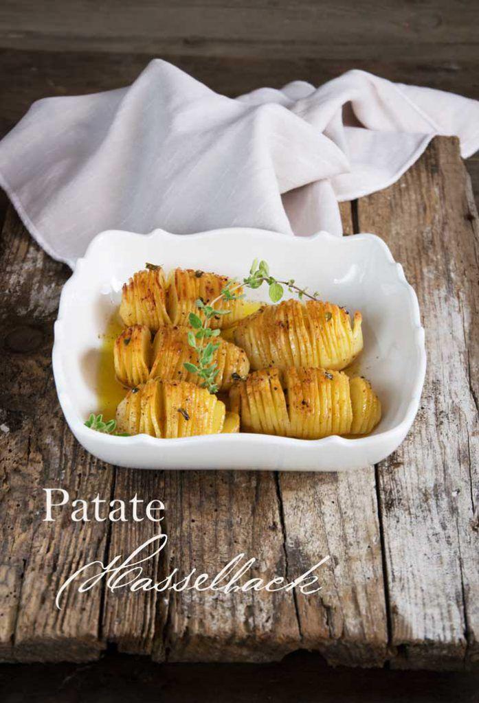 patate hasselback paprica