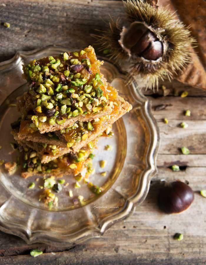 frolle con farina di castagne pianta