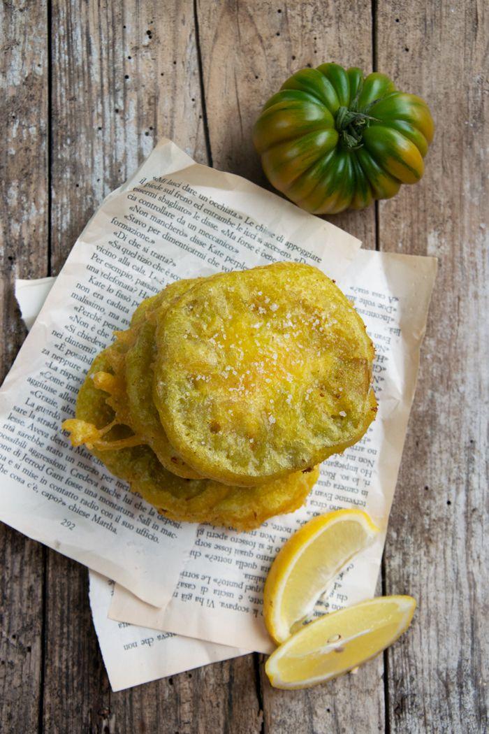 Pomodori-verdi-in-tempura