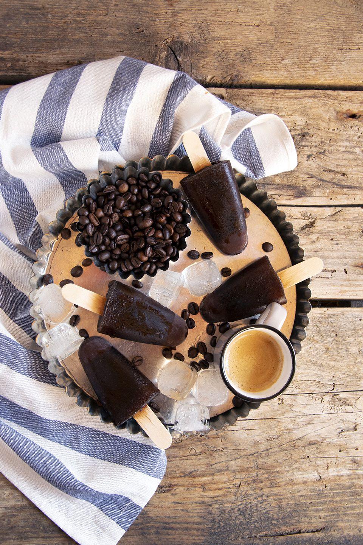 Ghiaccioli caffè