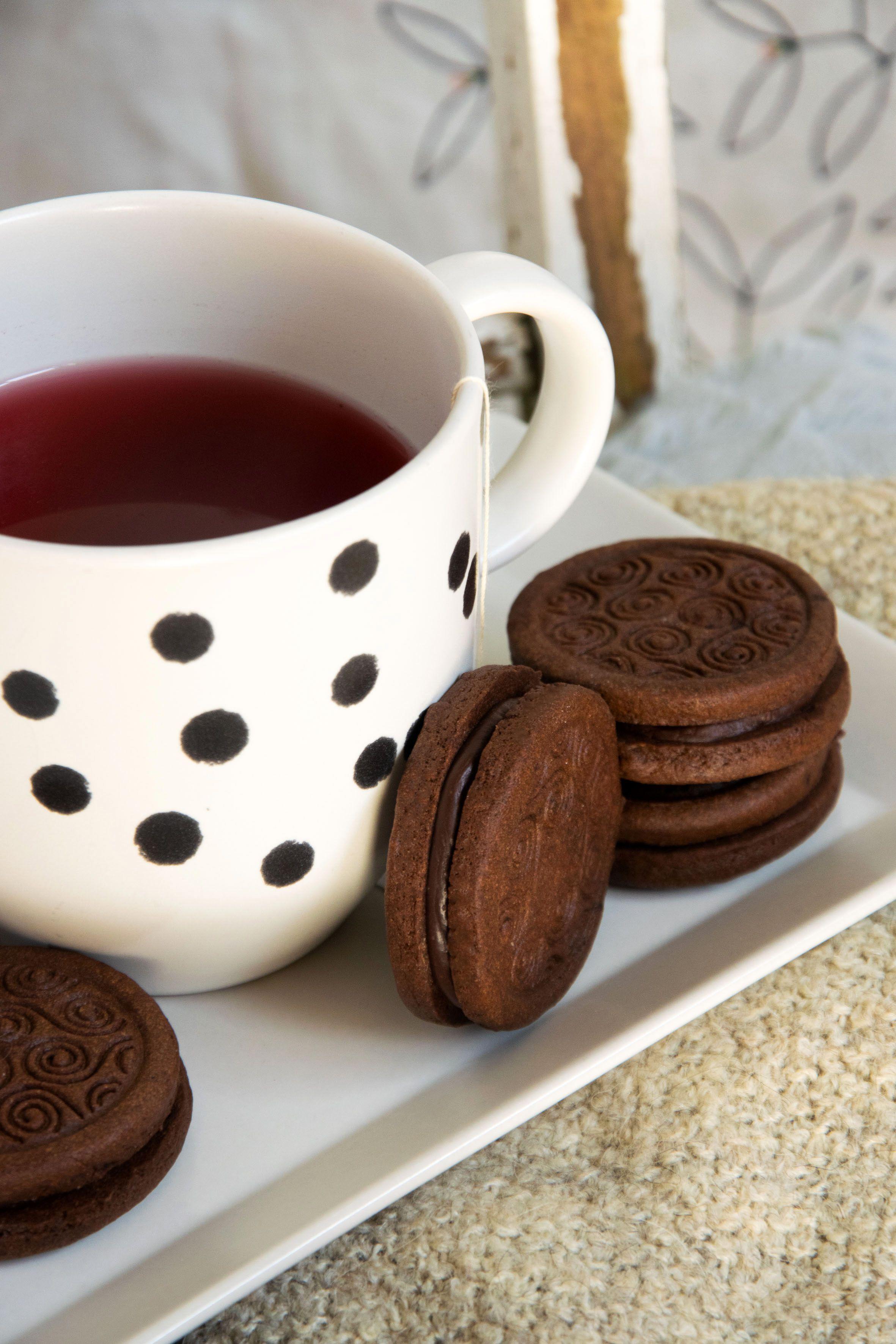 Biscotti cacao e fior di sale
