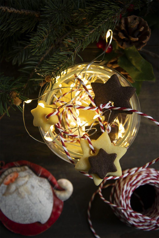 Biscotti di Natale stelle