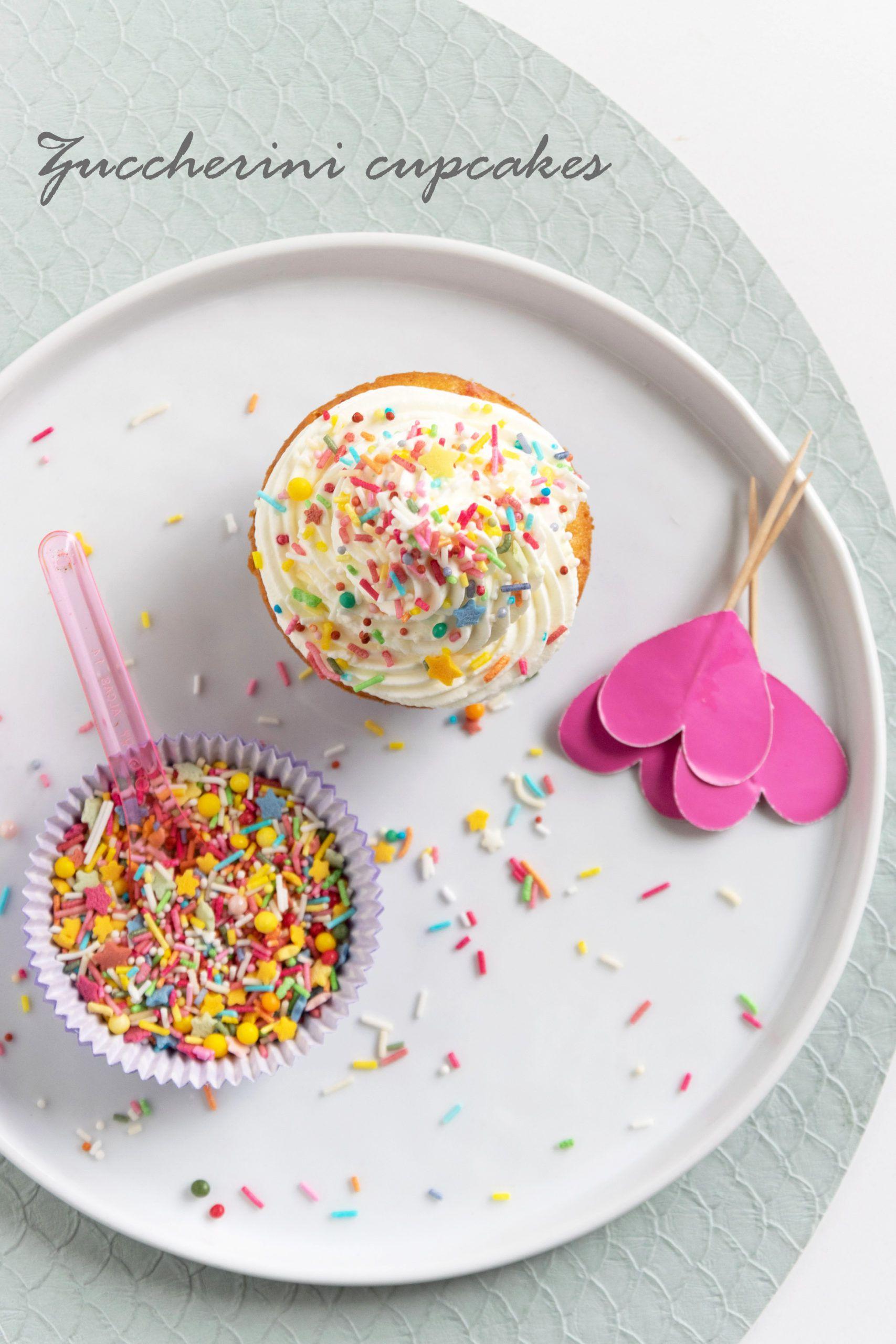 Zuccherini cupcakes